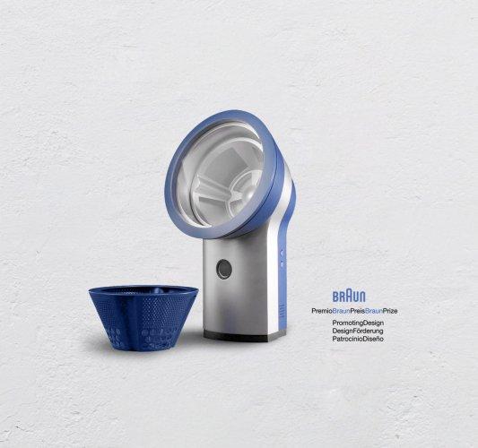 Ultraschall-Waschmaschine